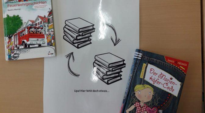 Büchertausch am Donnerstag